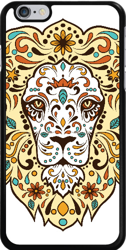 Folkart Lion iPhone 6 Plus Thinshield