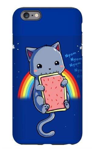 Cute Nyan Cat iPhone 6 Plus Tough Case