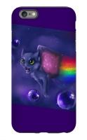Dark Nyan Cat iPhone 6 Plus Tough Case