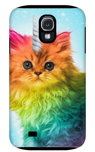 Unikitty Samsung Galaxy S4 Tough Case
