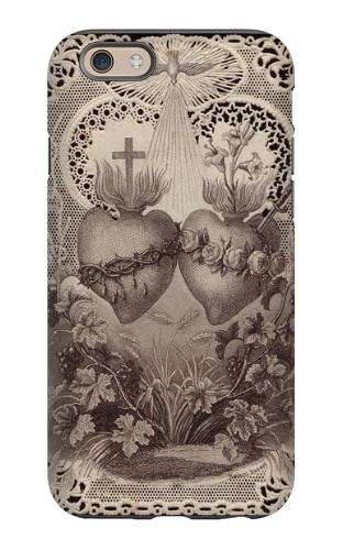 Sacred Heart/Immaculate Heart iPhone 6 Tough Case