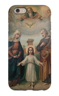 Holy Family iPhone 6 Tough Case