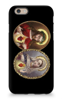 Two Sacred Hearts iphone-6s-tough-case