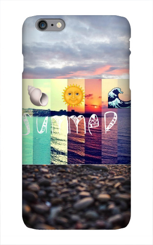 summer love iPhone 6 Plus Snap On Case