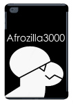 Afrozilla3000 iPad Mini Matte Case
