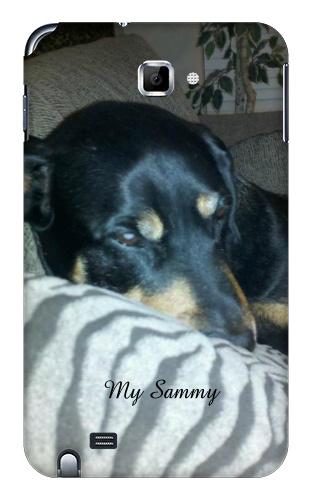 Sammy Samsung Galaxy Note Case