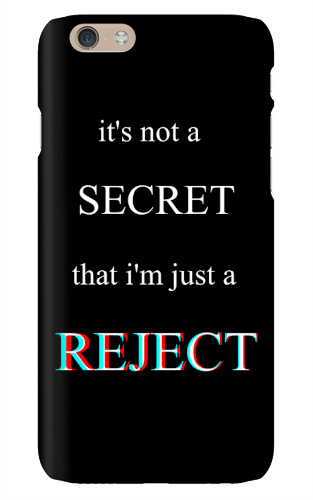 5SOS - Rejects iPhone 6 Snap On Case