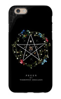 Witch Ring Black 2 iPhone 6 Tough Case Matte