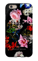Black Lace Flower AW17 iPhone 6 Tough Case
