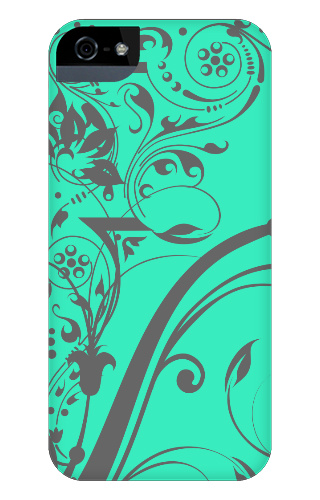 Flirty Floral iPhone 5 Case
