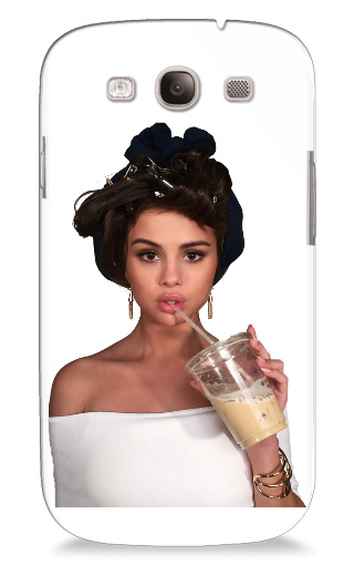 Selena Gomez Samsung Galaxy S3 Case