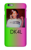 Kayla's design iPhone 6 Plus Snap On Case