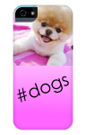 #dogs iPhone 5 Case
