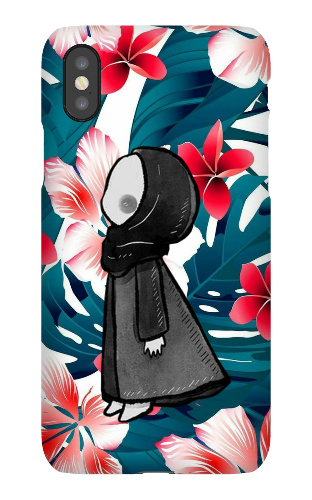 iPhone X Snap on Case  #22628