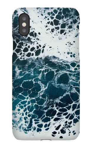 iPhone X Snap Case Matte #22836