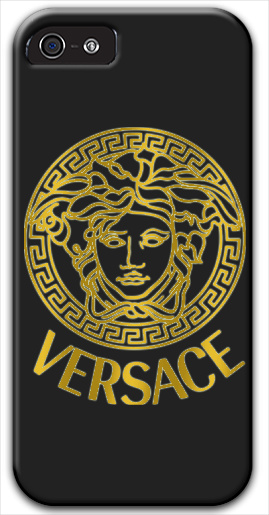 best sneakers d866b 35534 Versace Black iPhone 5 and 5s Thinshield Case - Designed By New Designer  637 - Design Your Own iPhone 5 and 5s Thinshield Case
